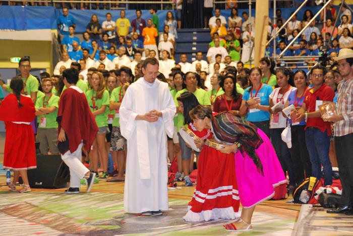 13 agosto. Tema riflessione: FOR the young. SYM Don Bosco 2015 - Torino. Bicentenario della nascita di don Bosco.