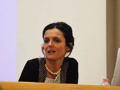 "Rome. May 3, 2012. Press Conference of the film ""Main..."""