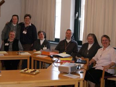 Magdeburg, Germany.  Inter-Sector Meetings:  Formation, Youth Ministry, Mission, Social communication.