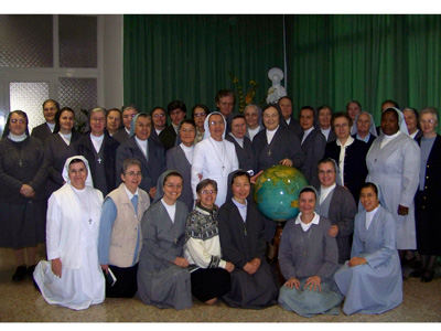 Twenty-three province secretaries gathered in the Generalate for a formation experience.