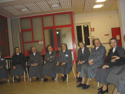 "Project Mornese 2007 – The Italian language group at the ""Collegio."""