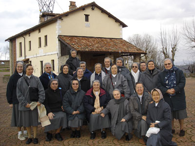 Project Mornese 2007 – The Italian language group at the Valponasca.