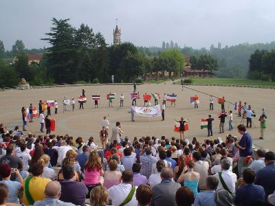 Opening of the European Youth Gathering