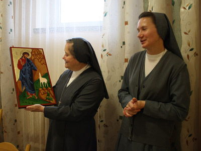 Warsaw. Canonical visit of Sr. Carla Castellino to the Polish Province of Our Lady of Jasna Gòra (PLJ).