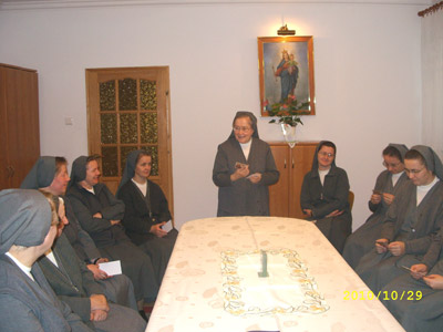 Lódz S.G.Bosco. Canonical visit to the Polish Province of Our Lady of Jasna Gòra (PLJ). Community.
