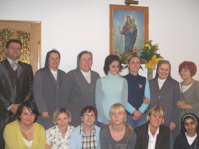 Lódz S.G.Bosco. Canonical visit to the Polish Province of Our Lady of Jasna Gòra (PLJ). Collaborators.