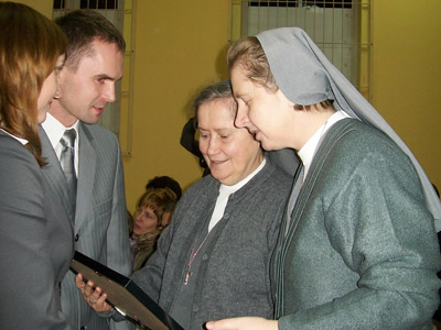 Lublin S. Teresa. Canonical visit to the Polish Province of Our Lady of Jasna Gòra (PLJ).