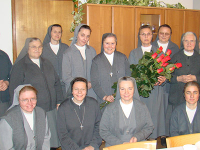 Warszawa S. Maria D. Mazzarello.Canonical visit to the Polish Province of Our Lady of Jasna Gòra (PLJ). Community.