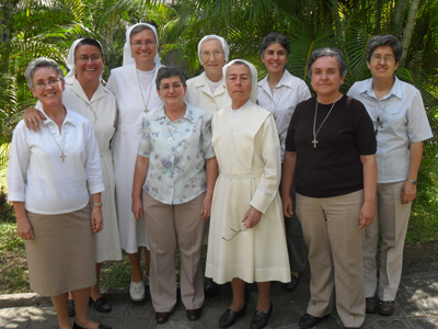 Brief visit to the Venezuelan province of St. John Bosco (VEN).