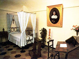 Maria Domenica's room in Nizza