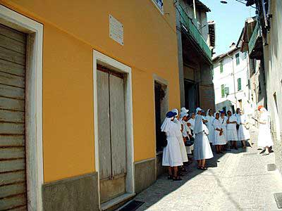 La Casa de Teresa Pampuro