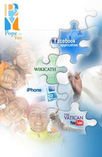 """Bento XVI:  """"Levar o Evangelho através da Internet"""""""