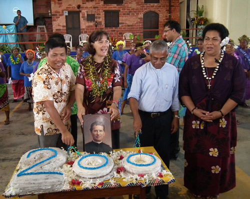 Don Bosco Bicentennial Celebration in Solomon Islands