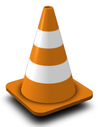VLC media player (audio and video player)