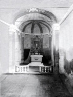The chapel of Mornese college