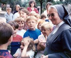 Madre Marinella Castagno retorna a la Casa del Padre