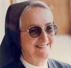 Mensaje de Madre Yvonne Reungoat por la pérdida de Madre Marinella Castagno