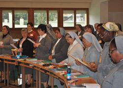Maestras de Novicias -