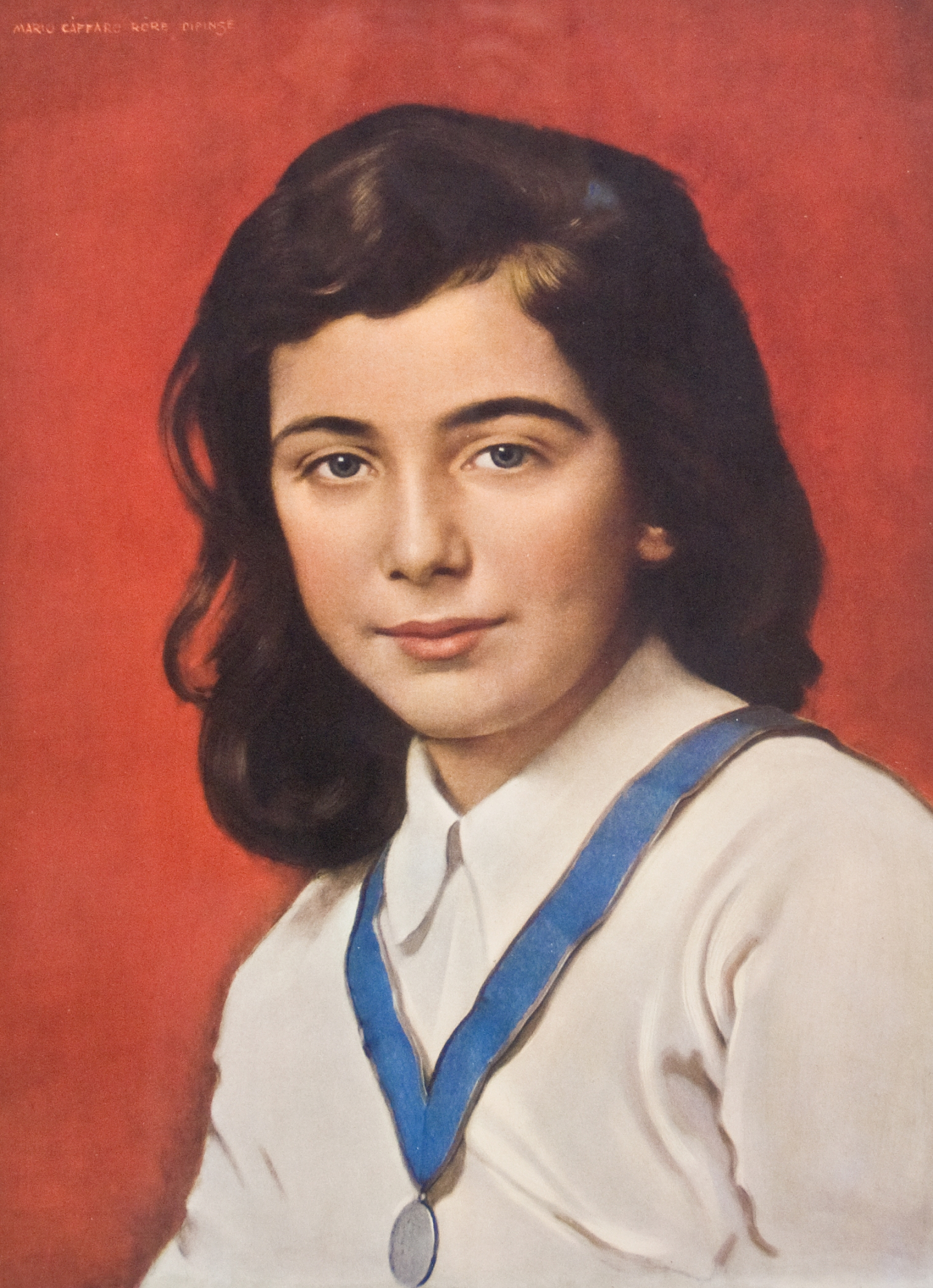 Une image de Laura Vicuña