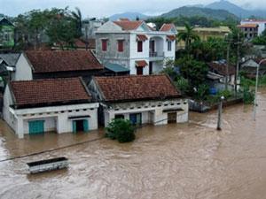 El Tifón Haiyan afecta el Vietnam